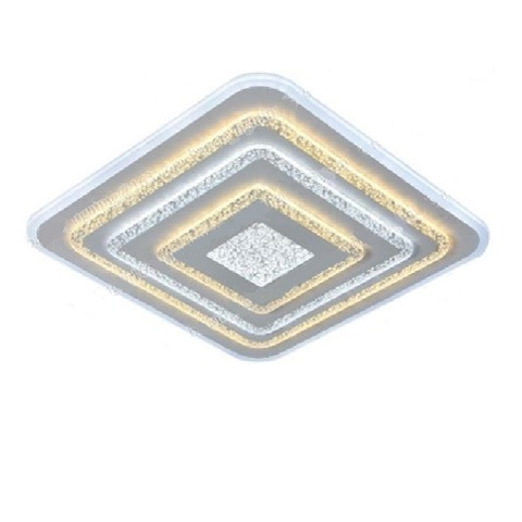 Светодиодный светильник с пультом MX-8916/500 WH