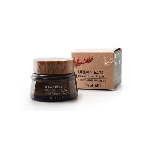 Крем для лица | THE SAEM URBAN ECO HARAKEKE ROOT CREAM (60ml)