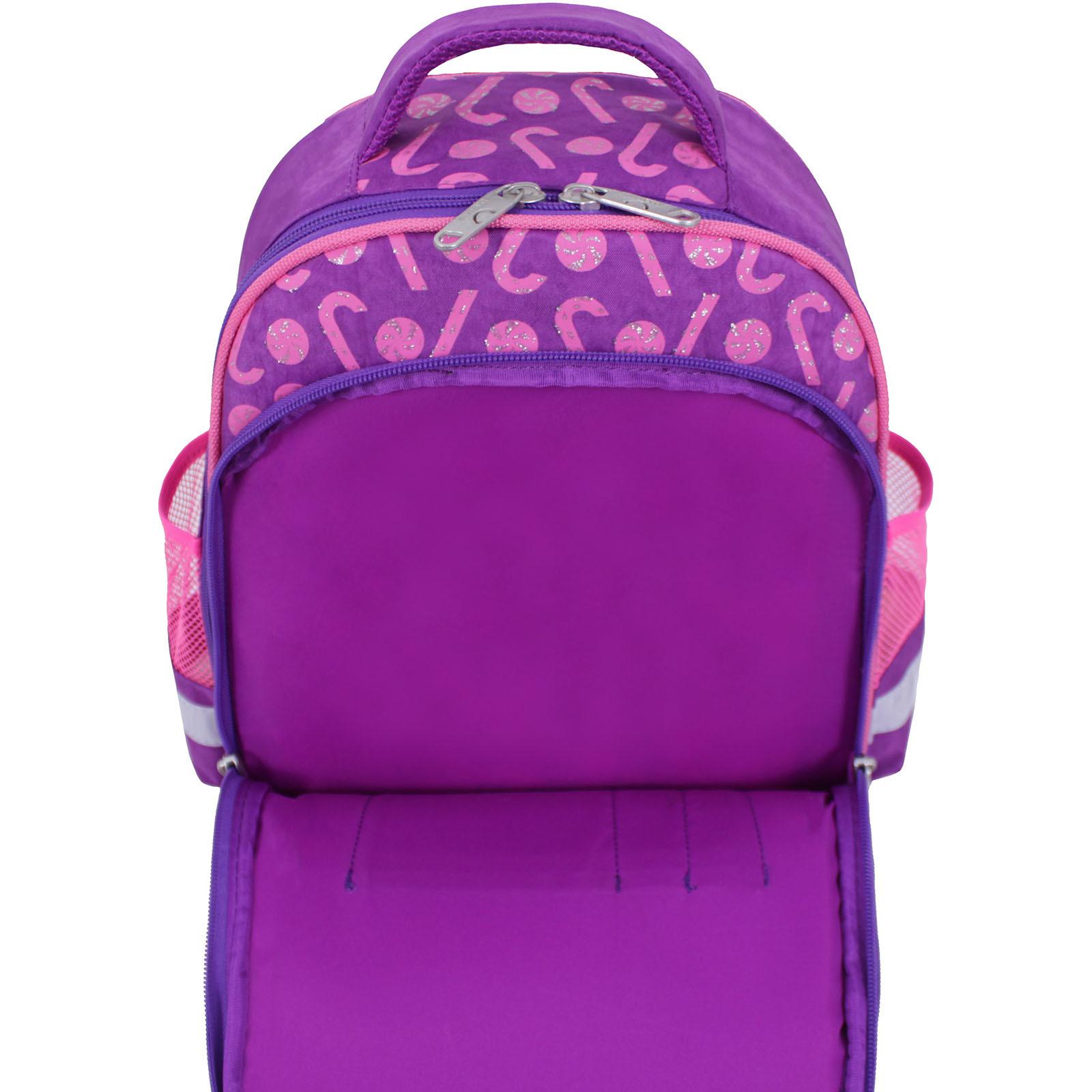 Рюкзак школьный Bagland Mouse 339 фиолетовый 409 (0051370) фото 4