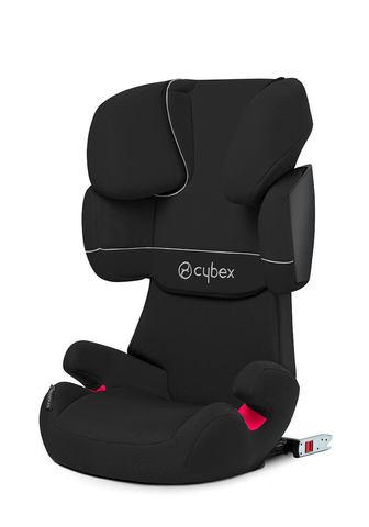 Автокресло Cybex Solution X2-Fix Pure Black