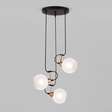 Подвесной светильник 50175/3 черный
