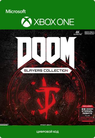 DOOM Slayers Collection (Xbox One/Series S/X, цифровой ключ, русская версия)