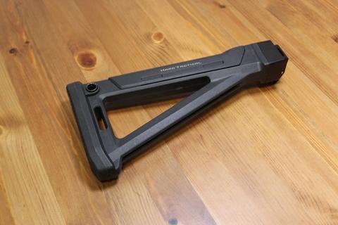 Приклад MOE для складных АК/Сайги, Magpul реплика на огнестрел