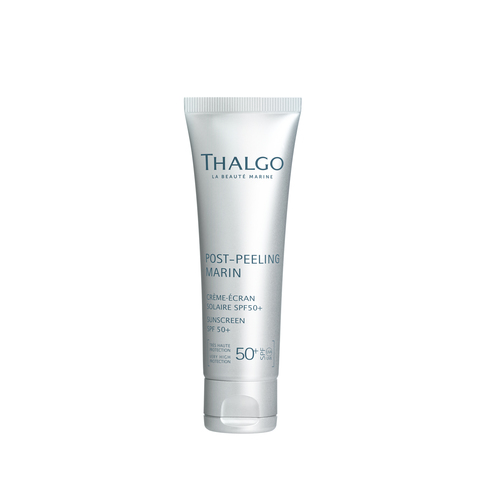 Thalgo Солнцезащитный крем Peeling Marin Sunscreen SPF 50+