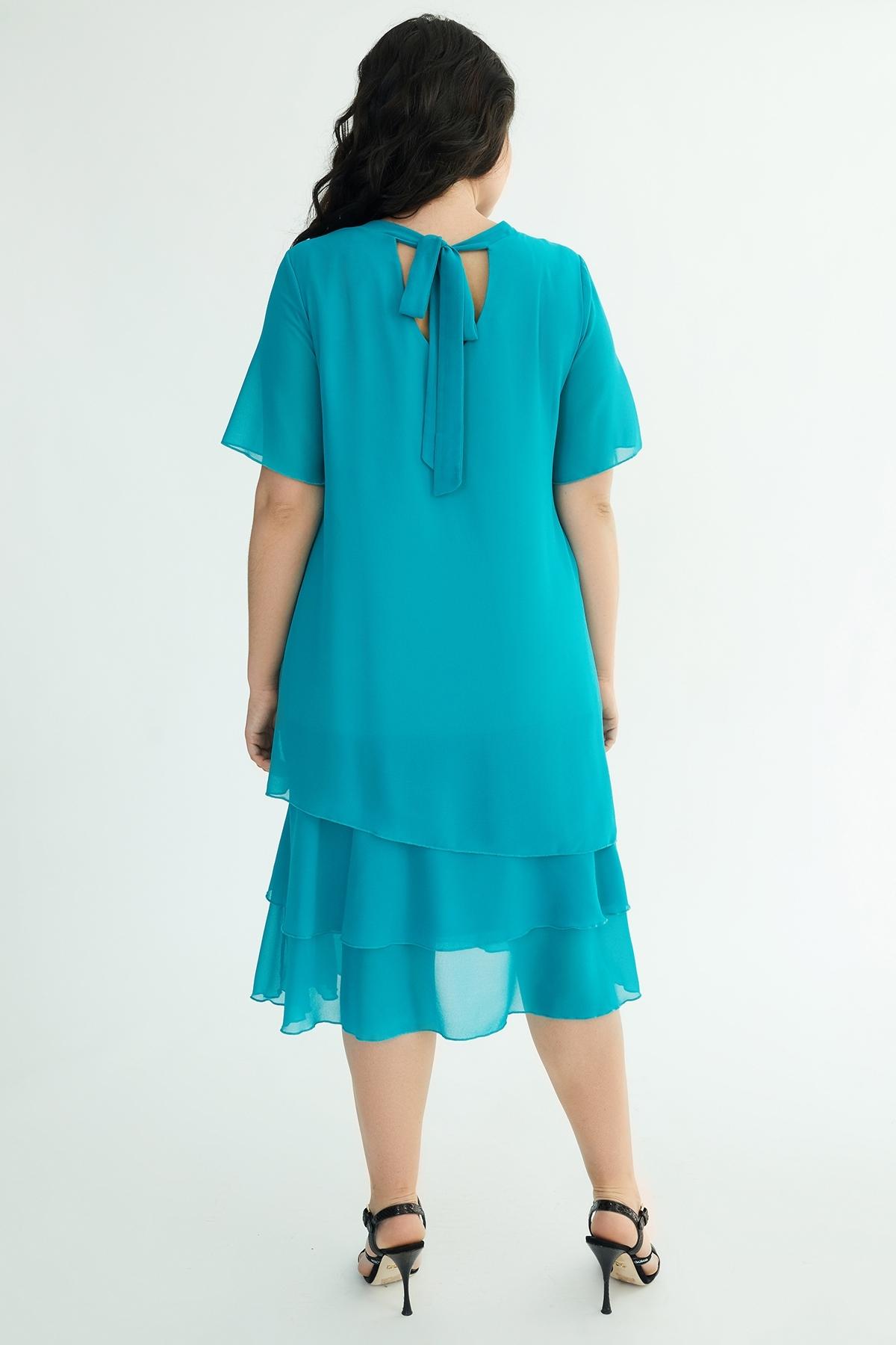 Сукня Марина 2 (бірюза)