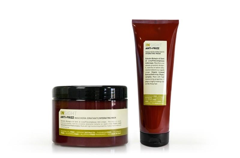 ANTI-FRIZZ Разглаживающая маска для непослушных волос (500 мл)