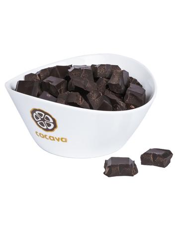 Какао тёртое кусочками (Перу, Conventional), внешний вид