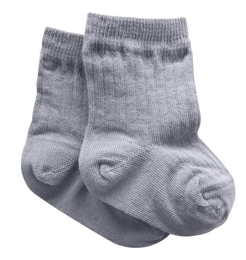 Носки Simple серые