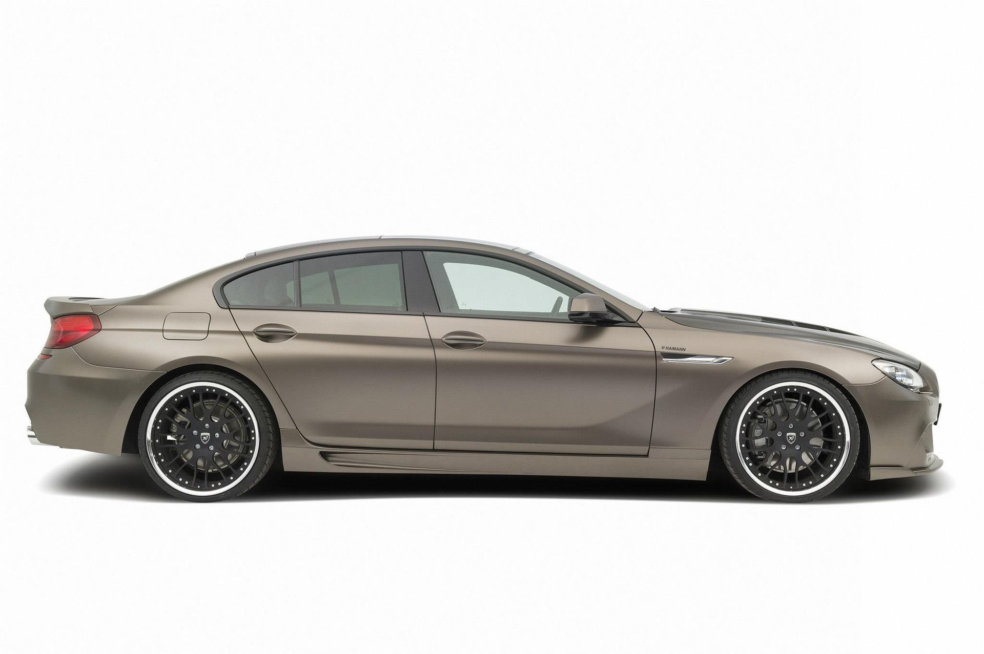 Карбоновые ручки дверей Hamman Style для BMW 6er