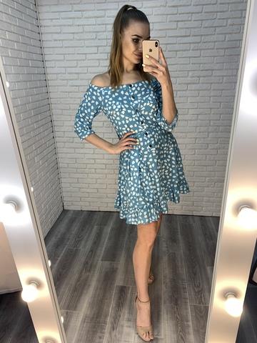 летнее шелковое платье купить