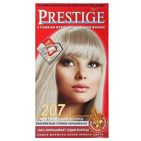 Краска для волос Prestige 207 - Арктический блонд, 50/50 мл.