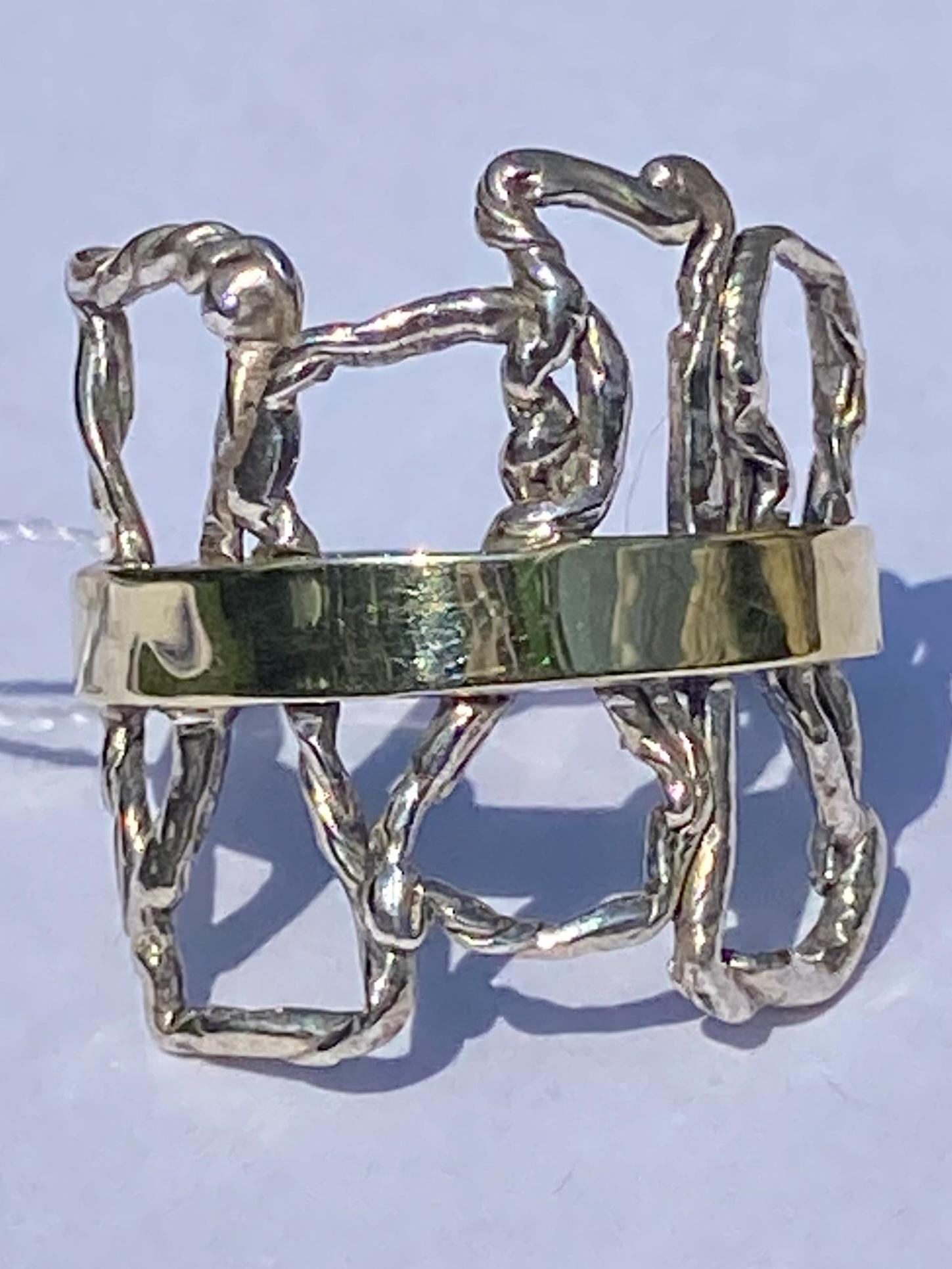 Офра (кольцо из серебра/золота)