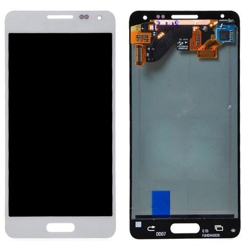 LCD SAMSUNG G850F Alpha + Touch White Orig MOQ:5