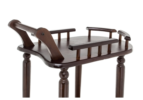 Cервировочный стол Trolly oak 39*39*80 Oak