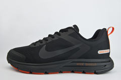 Кроссовки Nike Zoom Structure 17 Shield Black / Orange