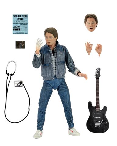 Фигурка NECA Marty McFly Audition —Back to the Future Ultimate Figure (18 см)