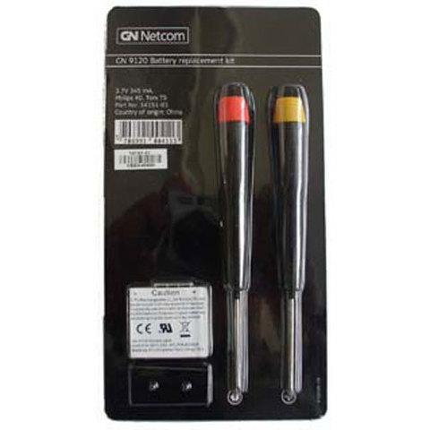 Запасная сменная батарея для GN9120