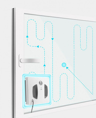 Робот-стеклоочиститель Xiaomi Hutt W55 EU
