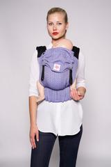 Эргономичный рюкзак Kokadi Flip Heart2Heart Jeans