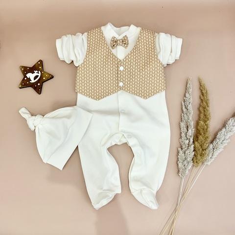 Нарядный костюм для мальчика Красавчик косички