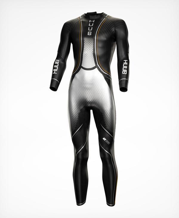 Гидрокостюм Brownlee Agilis Limited Edition Silver Bronze + TT рюкзак
