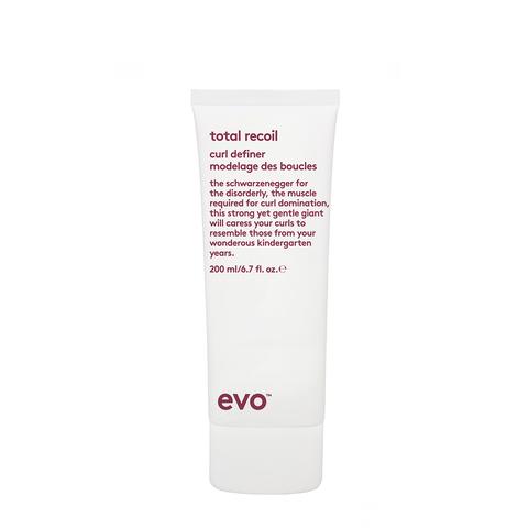 EVO Стайлинг-крем для вьющихся и кудрявых волос сильной фиксации [пружина] Total Recoil Curl Definer