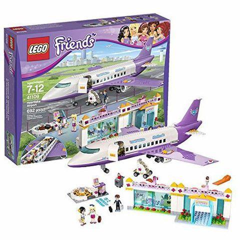 LEGO Friends: Аэропорт Хартлэйк 41109 — Heartlake Airport — Лего Друзья Продружки Френдз