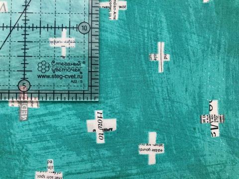 Ткань для пэчворка, хлопок 100% (арт. WF0103)