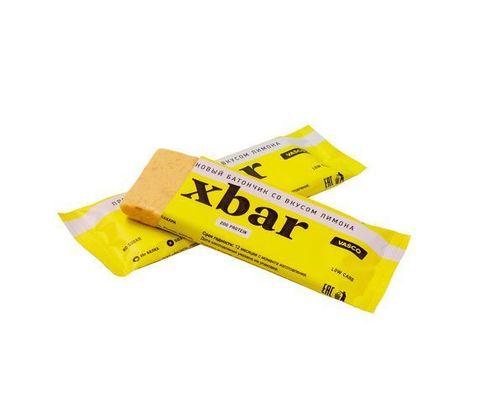 Протеиновый батончик Xbar Лимон 60г VASCO