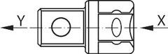 Набор переходников на больший размер, 4 шт. 4
