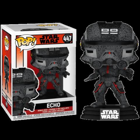 Funko POP! Bobble Star Wars Bad Batch Echo