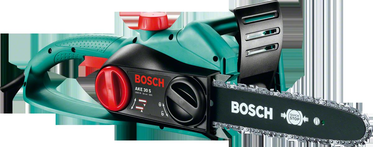Цепная пила AKE 30 S от Bosch