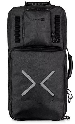 LINE 6 Helix Backpack фирменный рюкзак для напольного процессора HELIX