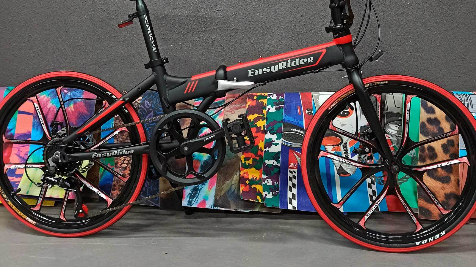 колеса литьё велосипед прогулочный