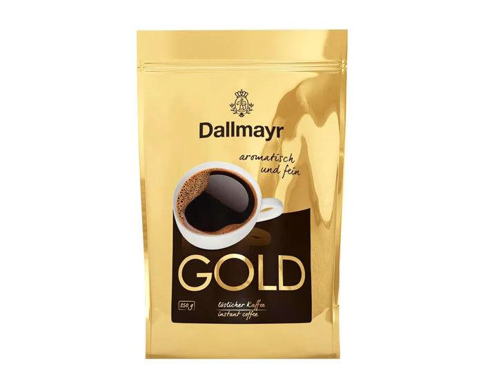 купить Кофе растворимый Dallmayr Gold, 250 г пакет