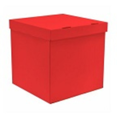 Коробка красная