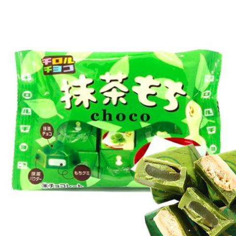 Шоколадные помадки с начинкой моти