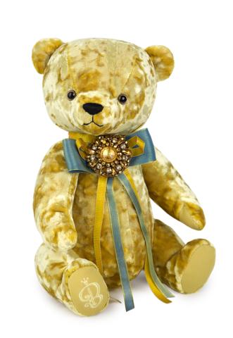 Медведь БернАрт золотой