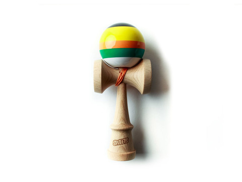 SWEETS PRIME 5 STRIPE Kendama
