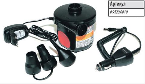 Насос со встроенным аккумулятором Electric Pump HB – 162E+