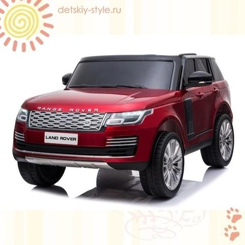 Двухместный Range Rover HSE 4WD