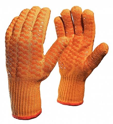 Перчатки Захват х/б антискользящие двусторонние