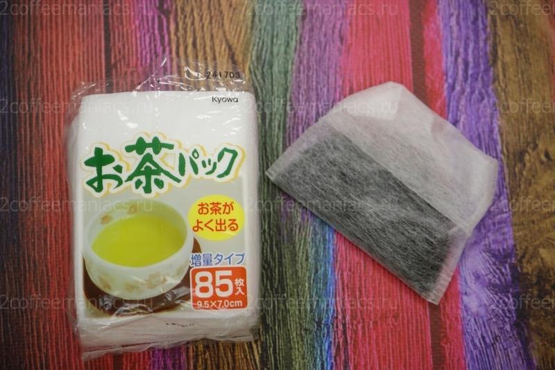 Японские фильтр-пакеты