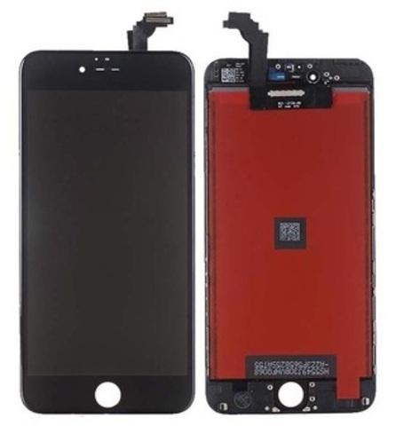 LCD Apple iPhone 6Plus Black (Hancai, AAA)