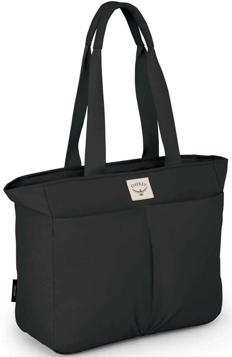 Сумки Сумка городская Osprey Arcane Tote Bag Stonewash Black Arcane_Tote_Bag_F20_Side_Black_web.jpg