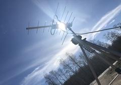 OZON.ru НАРУЖНАЯ ЦИФРОВАЯ АКТИВНАЯ НАПРАВЛЕННАЯ ТЕЛЕВИЗИОННАЯ АНТЕННА ТРИАДА-3350/antenna.ru