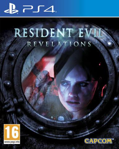 Resident Evil. Revelations (PS4, русские субтитры)