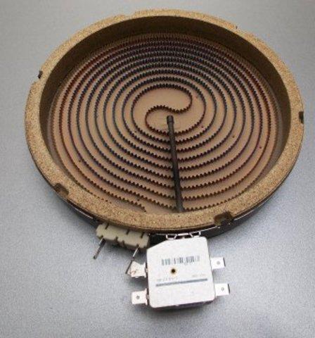 Конфорка 1700W для плиты WHIRLPOOL (ВИРПУЛ)