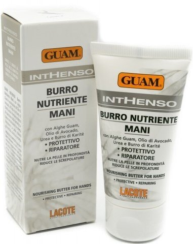 Guam INTHENSO Крем для тела с маслом карите питательный