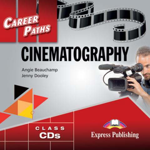 Cinematography - Кинематограф. Audio CDs - Комплект аудиодисков